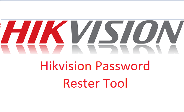 hikvision password reset tool