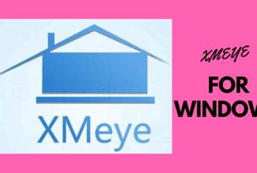 XMEYE for windows