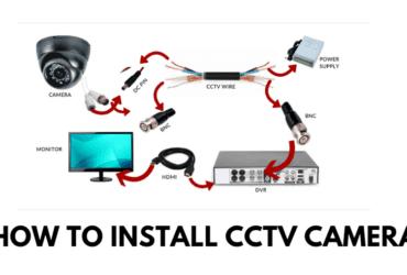 "How to Install CCTV Camera - ""CCTV camera installation"" guide (2018)"