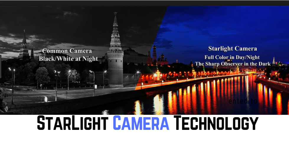 starlight camera technology